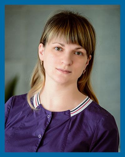 Евдокимова Татьяна Святославовна