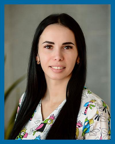 Книжникова Елена Владимировна
