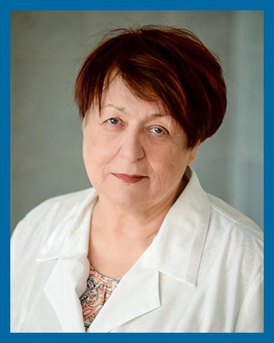 Островская Ольга Васильевна