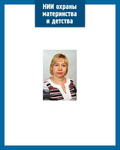 Сазонова Елена Николаевна