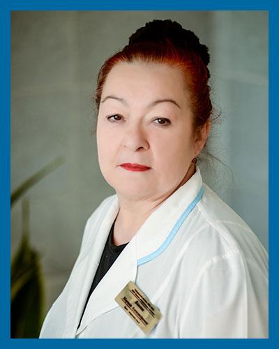Власова Марина Александровна